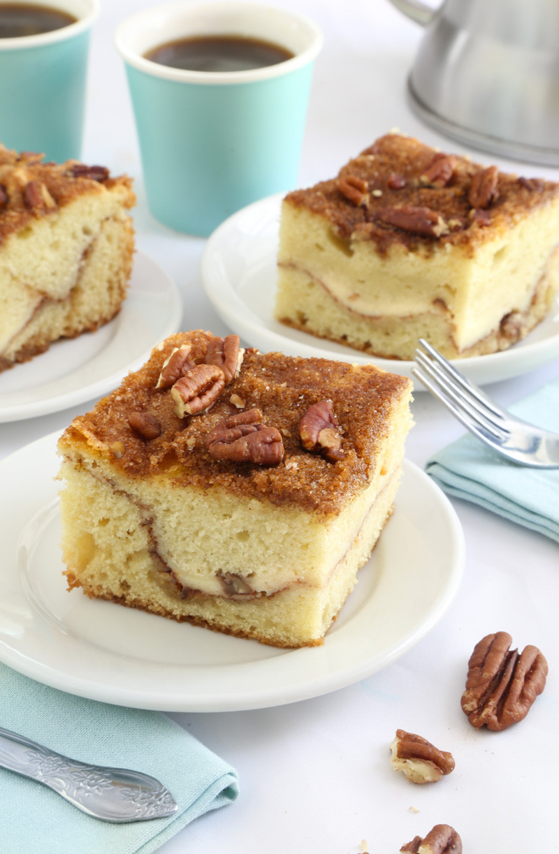Coffee Cake Recipes  My Favorite Coffee Cake