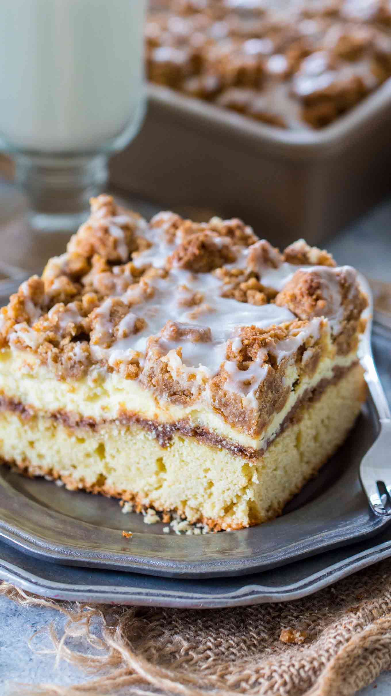 Coffee Cake Topping  Best Ever Coffee Cake Recipe Sweet and Savory Meals