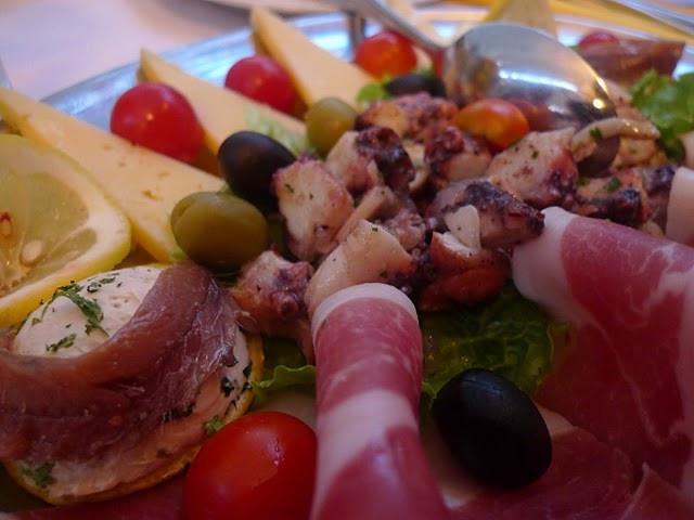 Cold Italian Appetizers  Croatian Cuisine