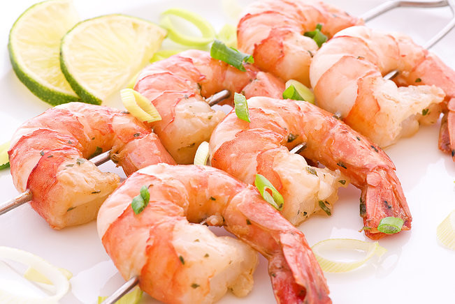 Cold Marinated Shrimp Appetizer  A Taste of Gourmet Los Angeles Catering Los Angeles