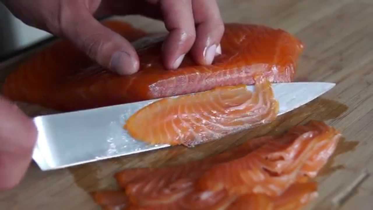 Cold Smoked Salmon Recipes  Cold Smoked Salmon Nova Lox recipe
