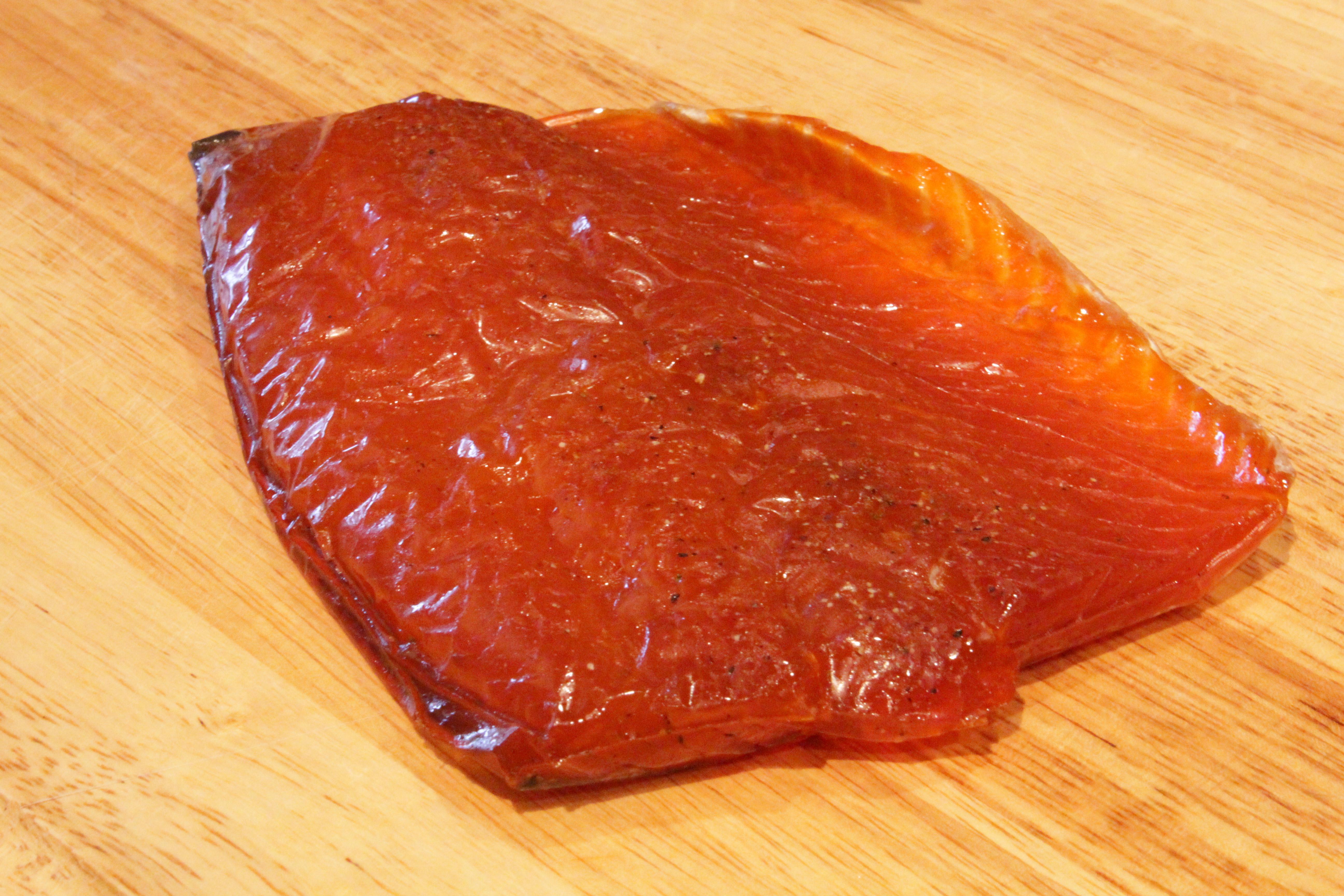 Cold Smoked Salmon  Cold Smoked Salmon a new methodUMAi Dry Blog