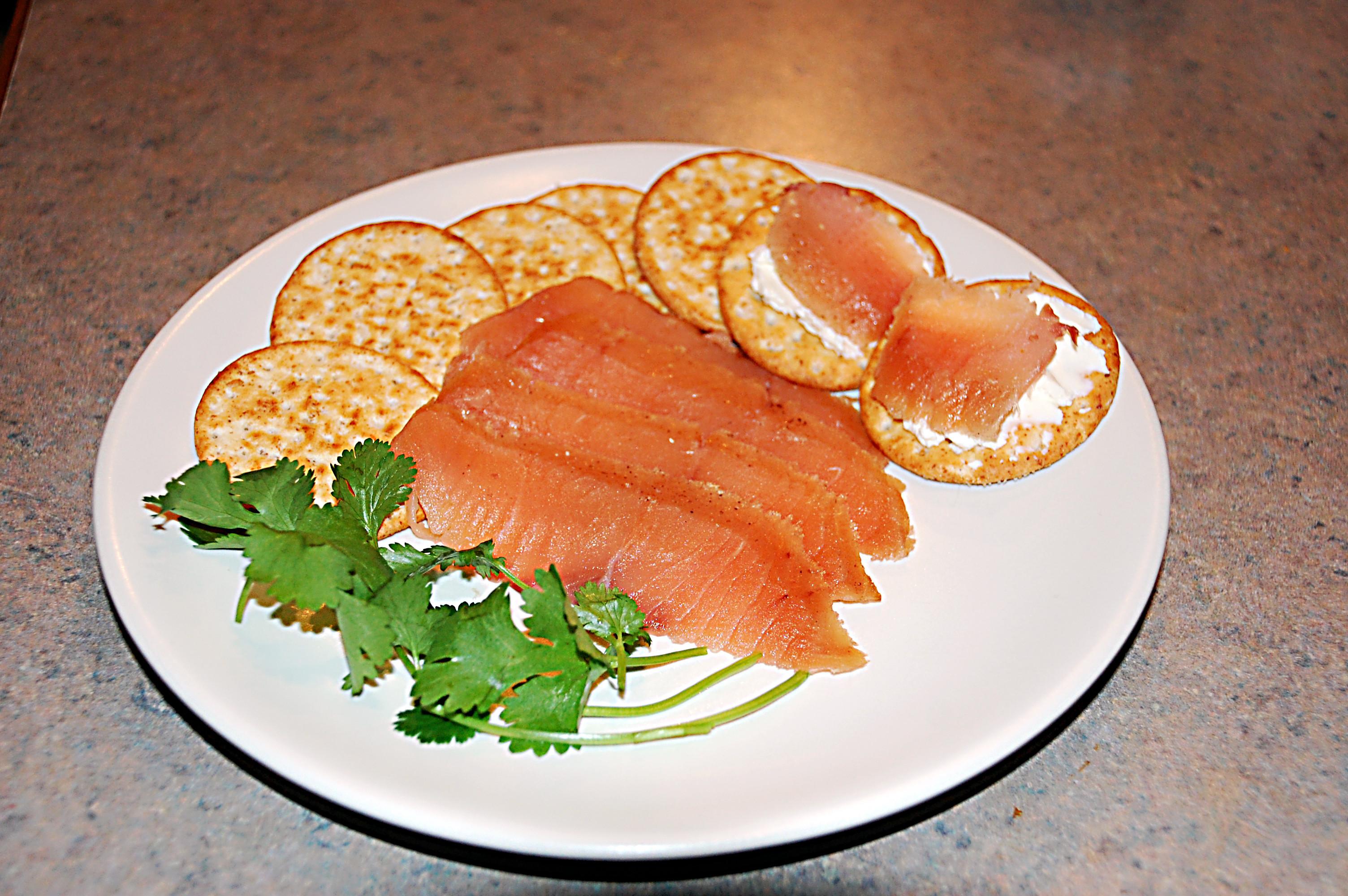 Cold Smoked Salmon  Cold Smoking Salmon