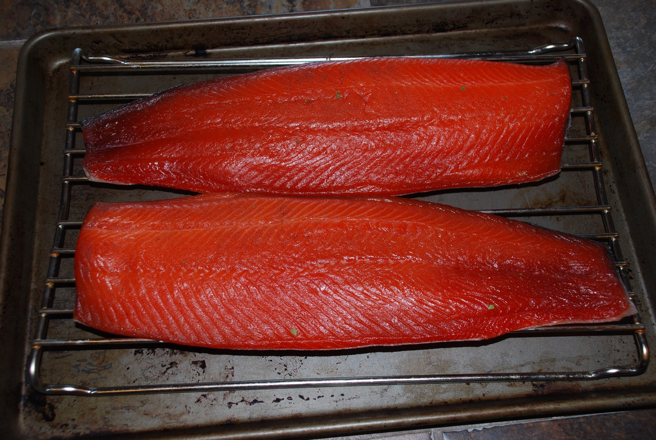 Cold Smoked Salmon  Cold Smoked Salmon — Big Green Egg EGGhead Forum The