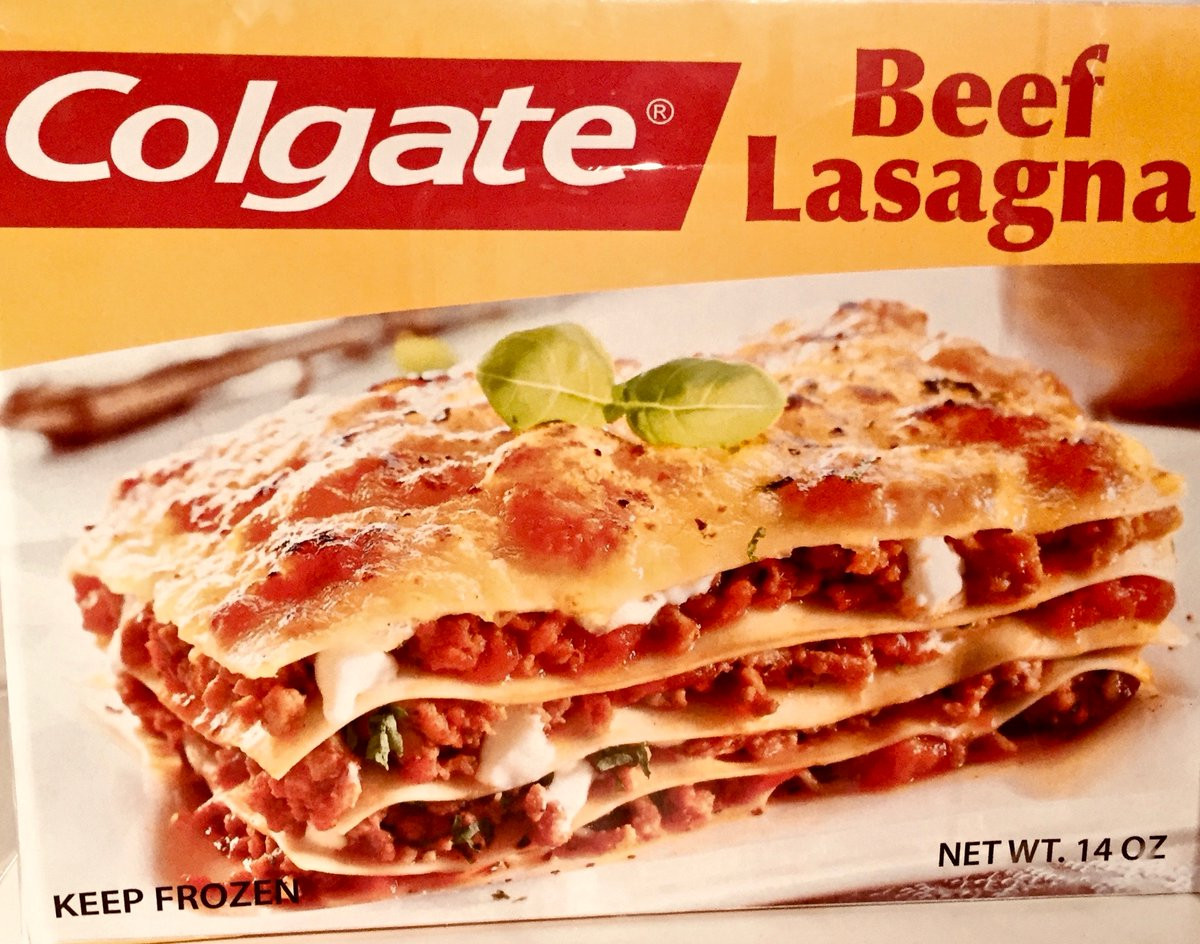 Colgate Beef Lasagna  Nick McCabe Lokos NickMcCabeLokos