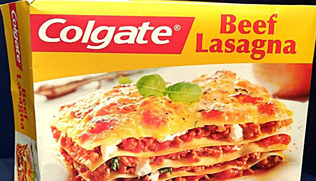 Colgate Beef Lasagna  Lasaña Colgate Pepsi transparente y otras ideas alojadas
