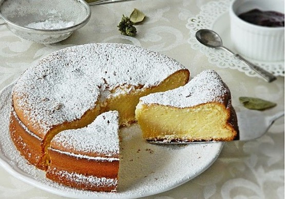 Condensed Milk Desserts Recipe  Condensed Milk Cake