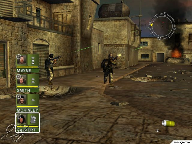 Conflict Dessert Storm 2  Conflict Desert Storm 2 Screenshots Wallpapers