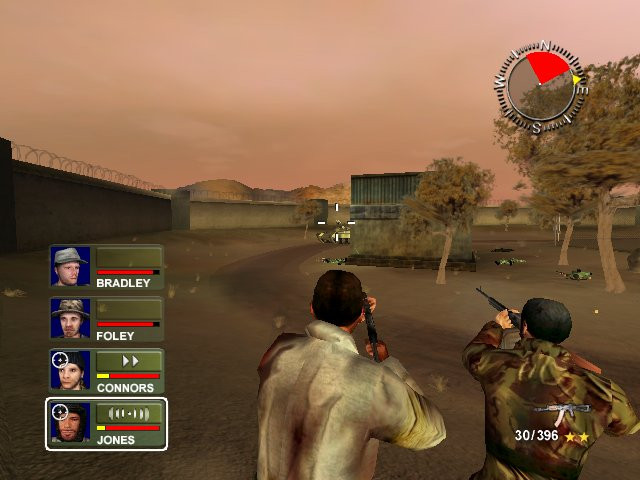 Conflict Dessert Storm 2  All Conflict Desert Storm 2 Back To Baghdad Screenshots