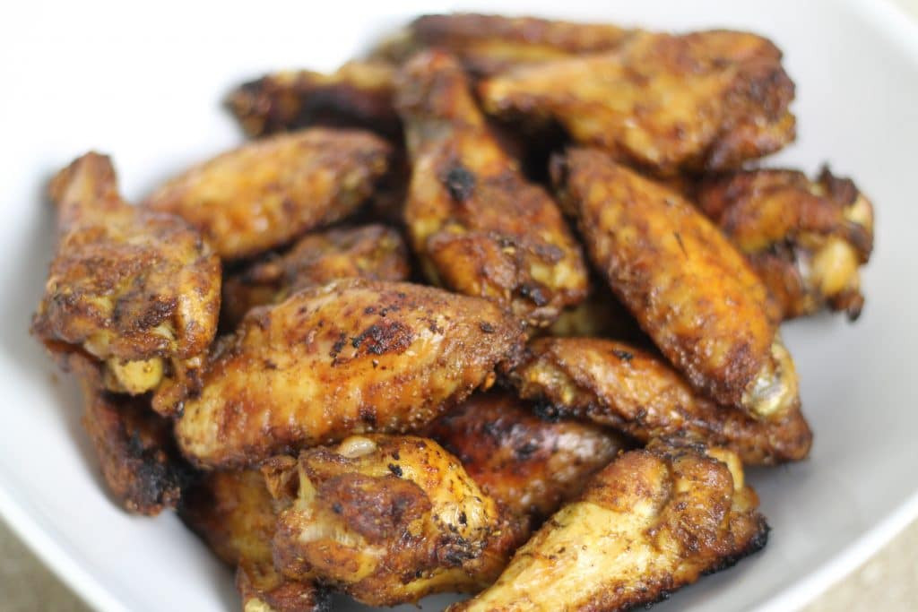 Cook Chicken Wings  Dry Rubbed Baked Chicken Wings Chris Loves Julia