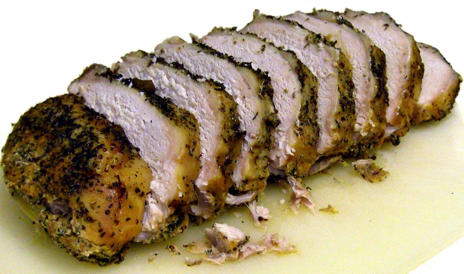 Cook Pork Loin  Domesticity Nouveau Slow Cooker Pork Loin