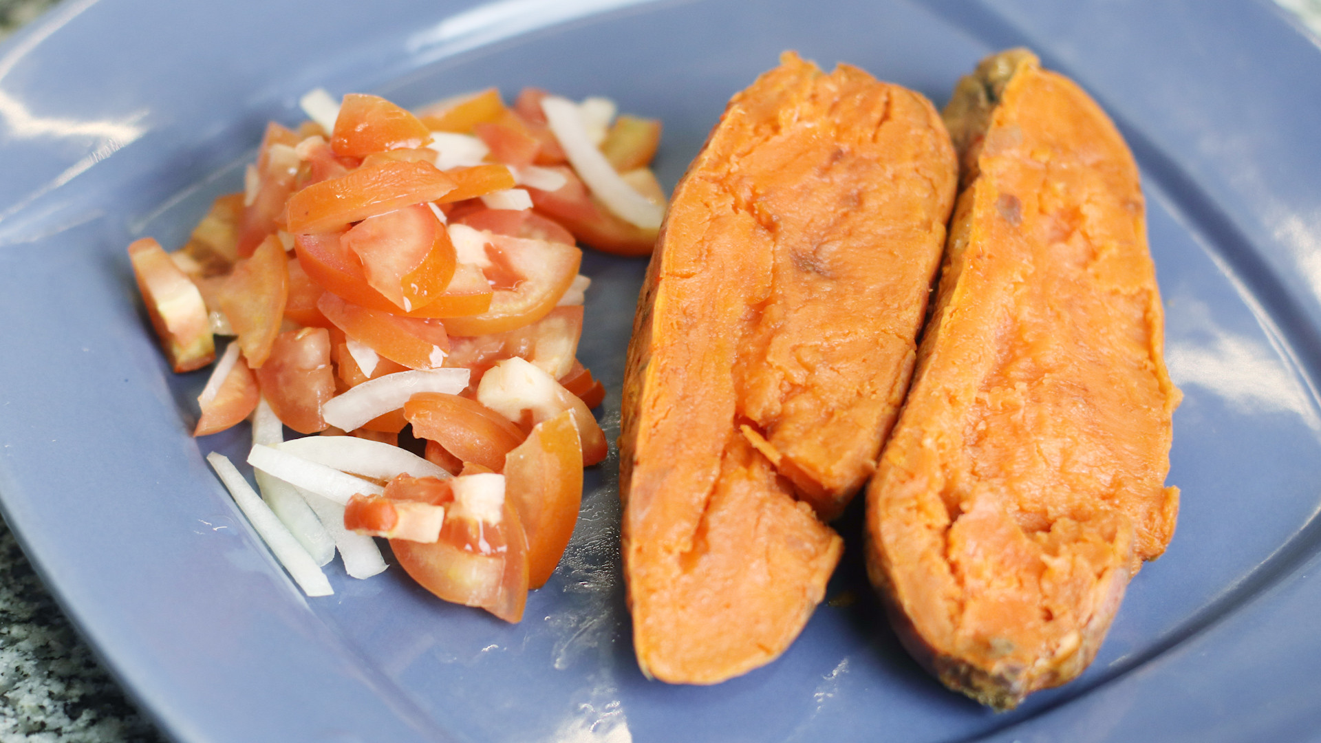 Cook Sweet Potato In Microwave  How to Cook a Sweet Potato in the Microwave 11 Steps