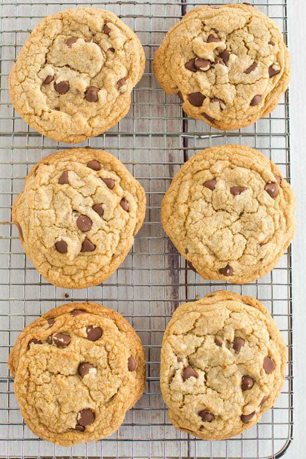 Cook'S Illustrated Chocolate Chip Cookies  The Weekend Dish 3 25 2017