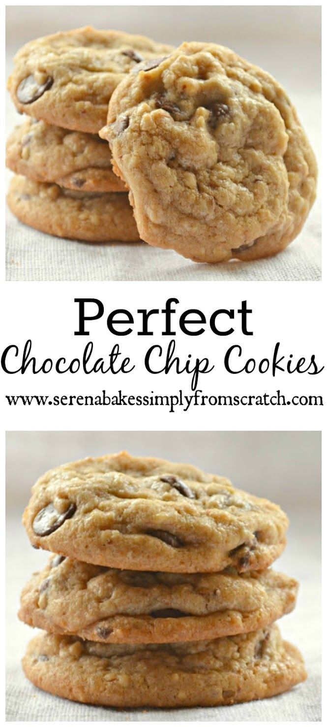 Cook'S Illustrated Chocolate Chip Cookies  25 best ideas about Perfect Chocolate Chip Cookies on