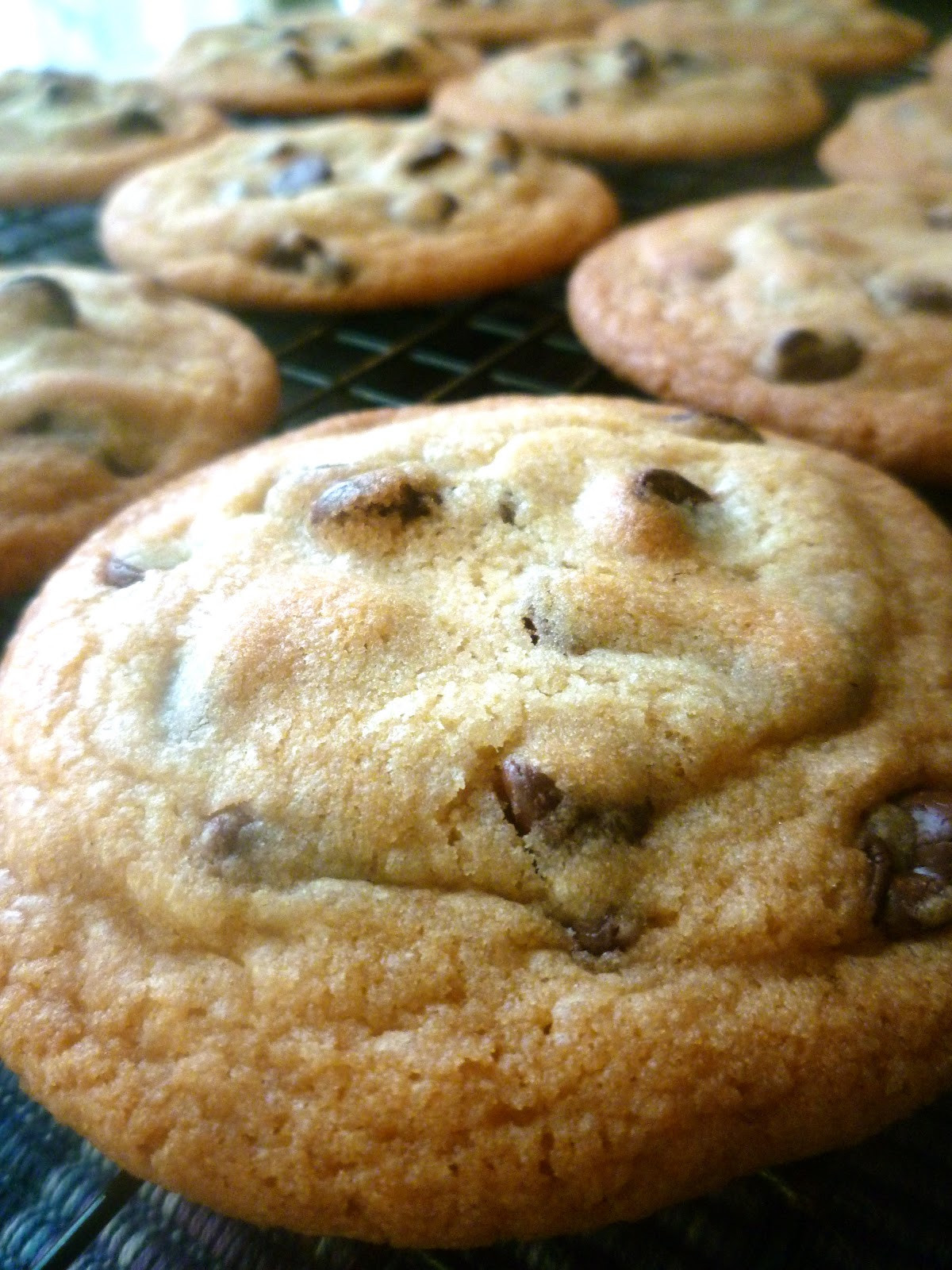 Cook'S Illustrated Chocolate Chip Cookies  What s Baking in the Barbershop Cook s Illustrated