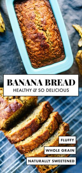 Cookie And Kate Banana Bread  Healthy Banana Bread Recipe Cookie and Kate