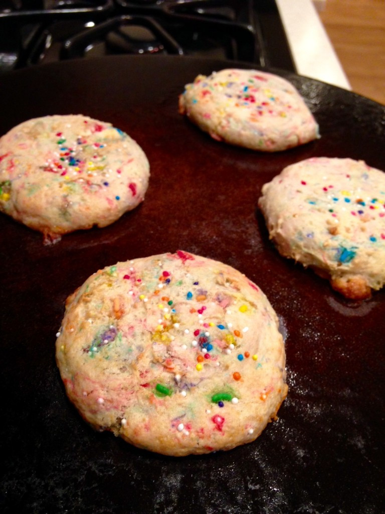 Cookies From Cake Mix  NewYou Low Calorie Funfetti Cake Mix Cookies Recipe