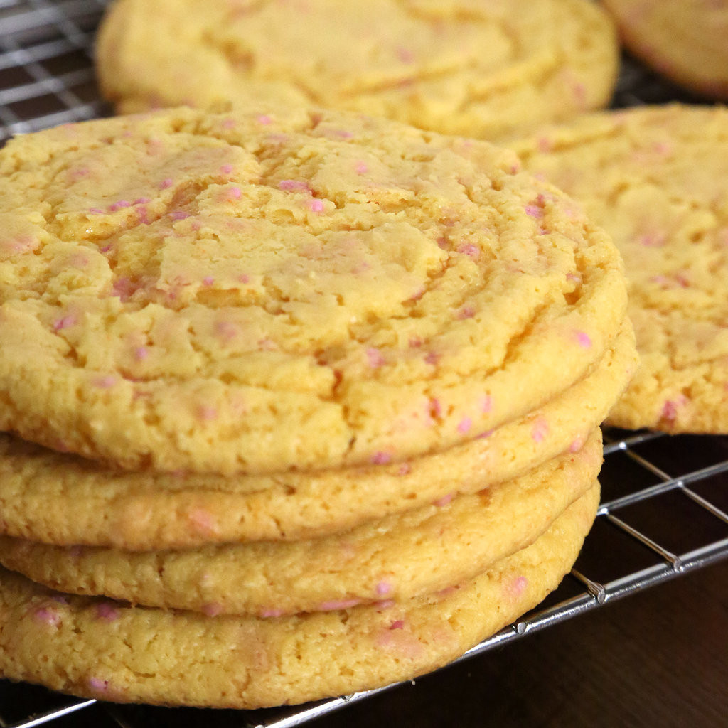 Cookies Made With Cake Mix  Cake Mix Cookie Recipe