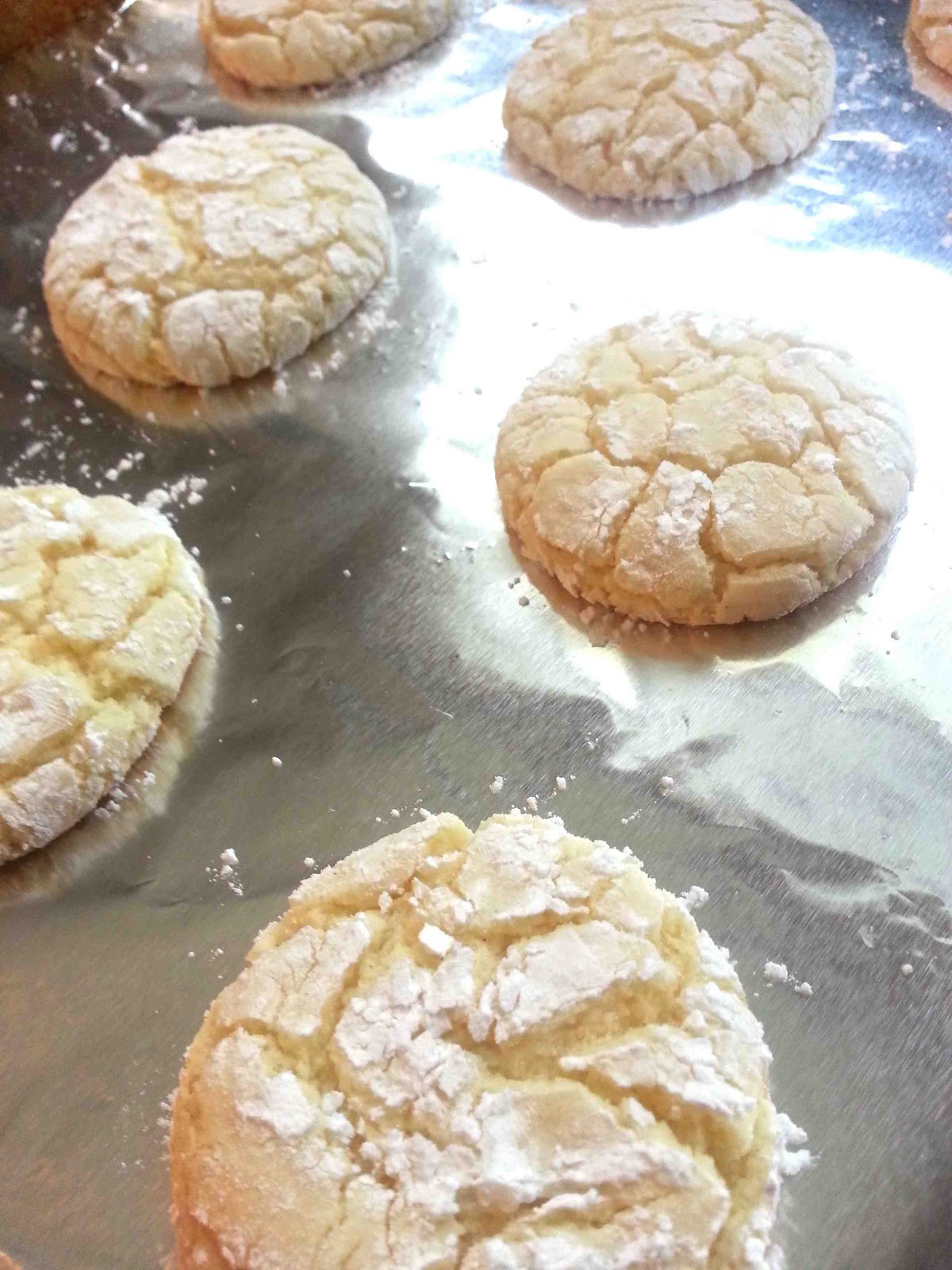 Cookies Made With Cake Mix  Made by Me d with you Vanilla Cake Mix Cookies Recipe