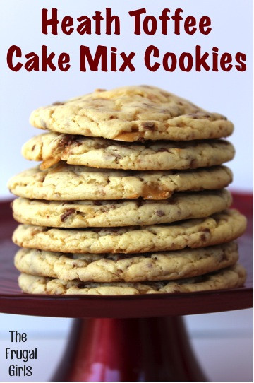 Cookies Made With Cake Mix  Easy 5 Ingre nt Cookie Recipes 40 Epic Cookies DIY