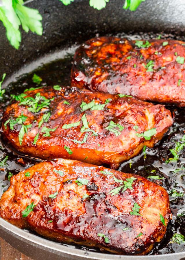 Cooking Boneless Pork Chops  cooking boneless pork chops