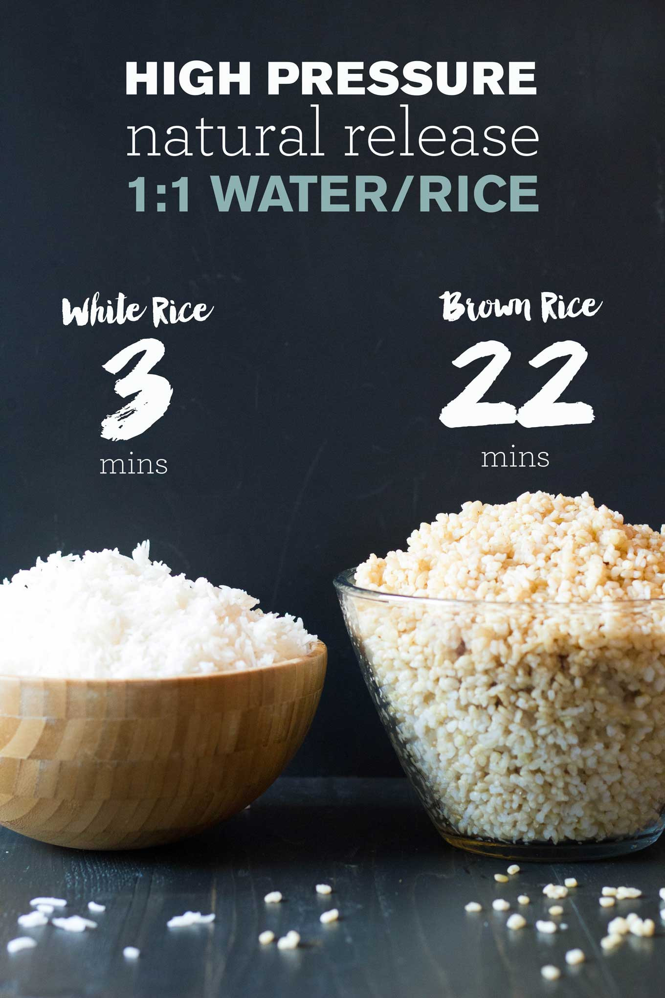 Cooking Brown Rice In Instant Pot  How to Cook Rice in an Instant Pot