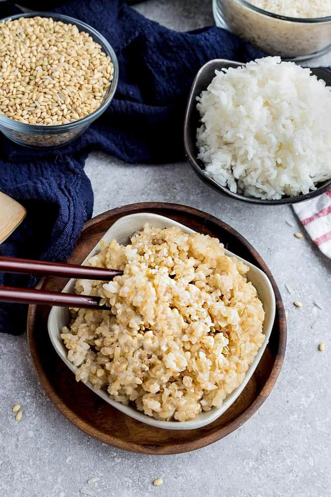 Cooking Brown Rice In Instant Pot  Instant Pot Rice