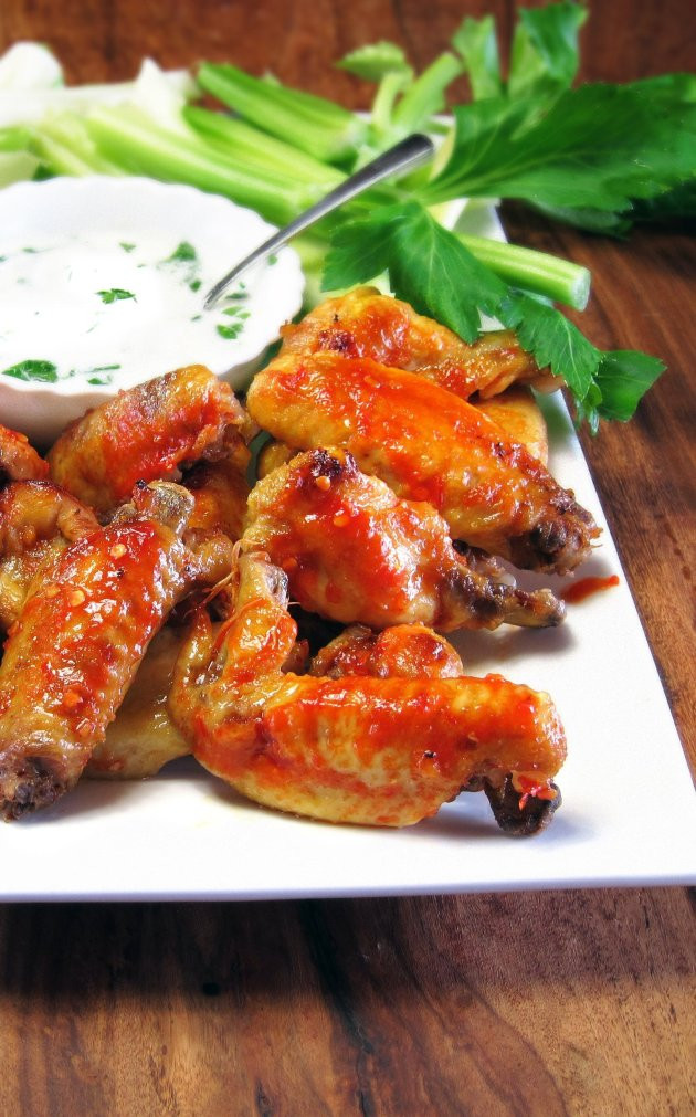 Cooking Chicken Wings  Buffalicious Chicken Wings party in minutes ⋆ hip