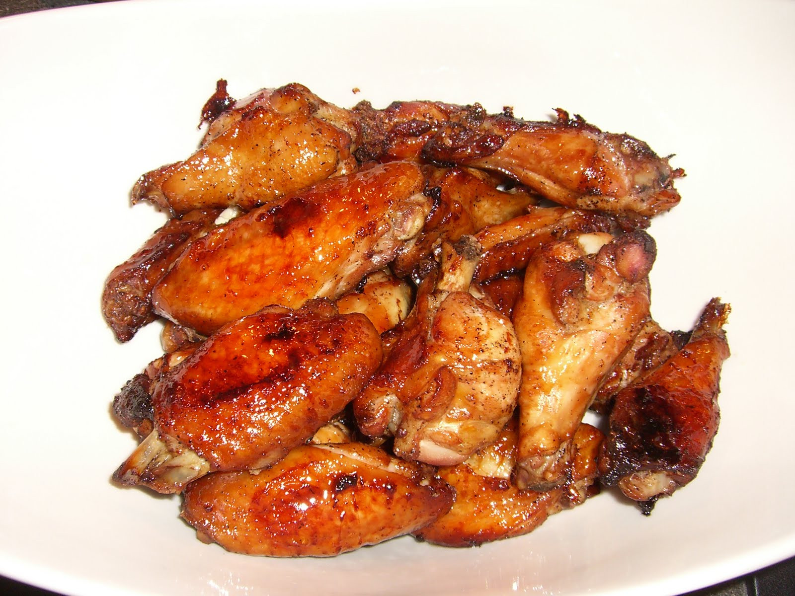 Cooking Chicken Wings  Tasty Eating Cooking Chicken Wings