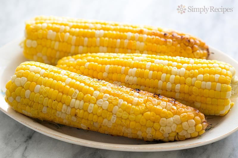 Cooking Corn On The Cob On The Grill  How to Grill Corn on the Cob