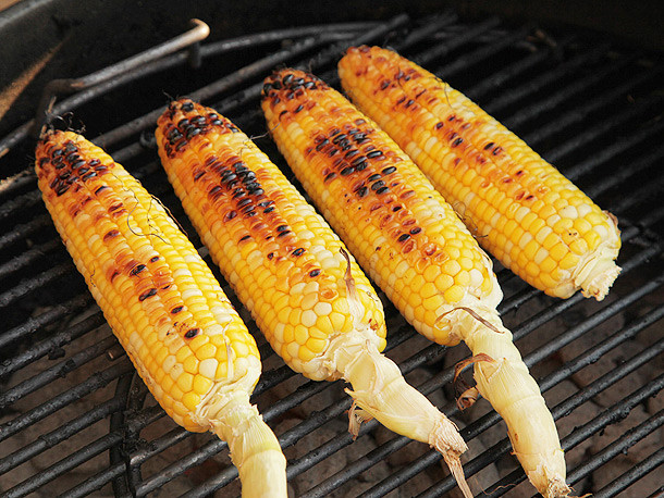 Cooking Corn On The Cob On The Grill  How to cook corn on the cob 4 ways Cool Mom Picks