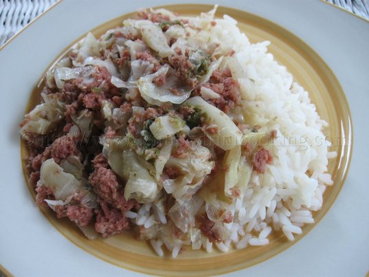Cooking Corned Beef And Cabbage  Corned Beef and Cabbage