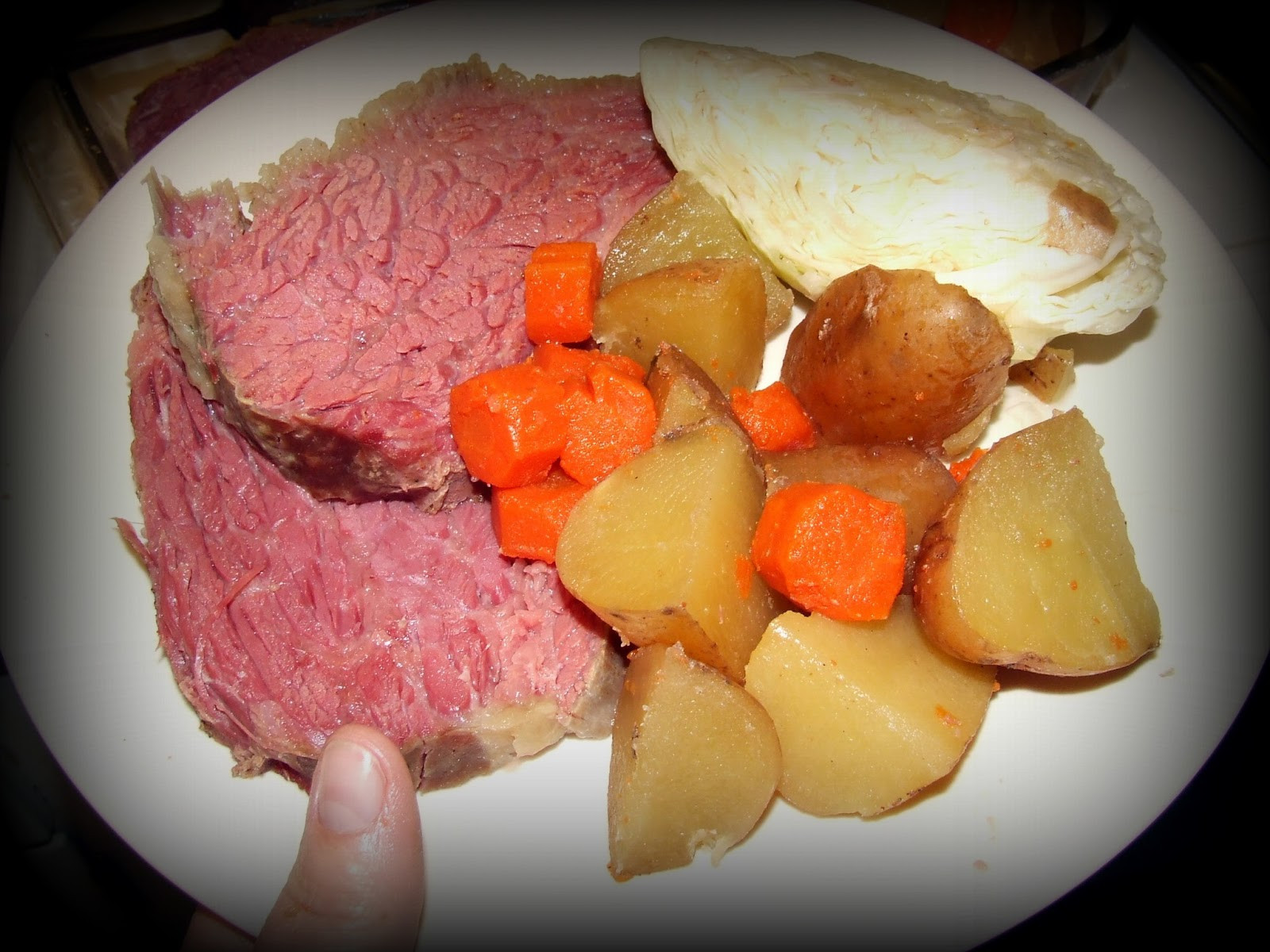 Cooking Corned Beef And Cabbage  Bräuista Cooking with Beer Beerific Corned Beef & Cabbage
