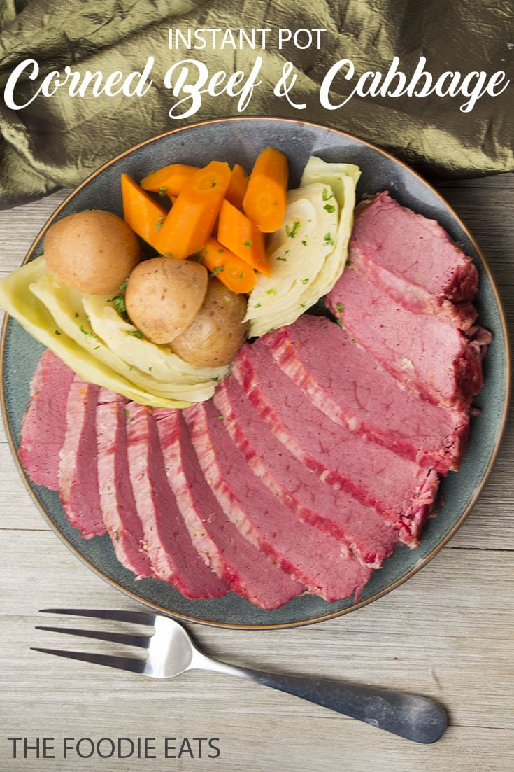 Cooking Corned Beef And Cabbage  Instant Pot Corned Beef Pressure Cooker Corned Beef and