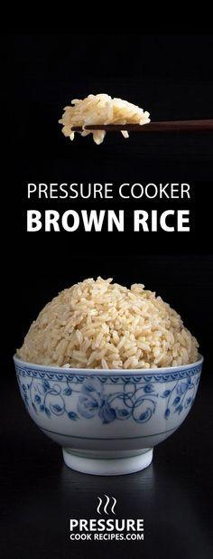 Cooking Short Grain Brown Rice  Best Long Short Grain Brown Rice Recipe on Pinterest