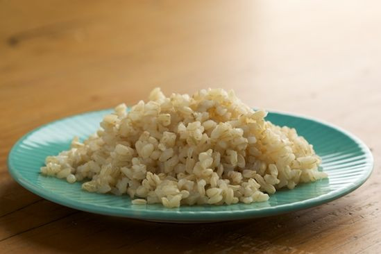 Cooking Short Grain Brown Rice  17 Best images about Cuisinart Steam Oven Recipes on