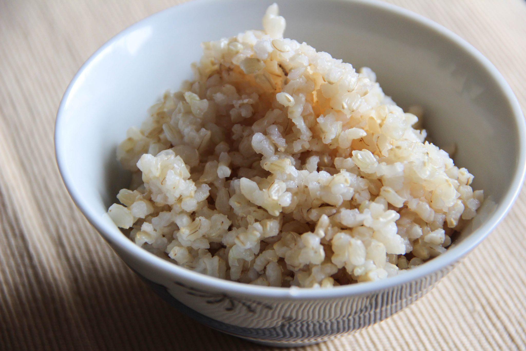 Cooking Short Grain Brown Rice  short grain brown rice recipe
