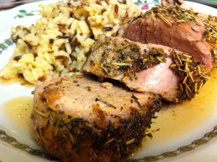 Cooking Time For Pork Loin  Perfect Pork Tenderloin Foodgasm Recipes