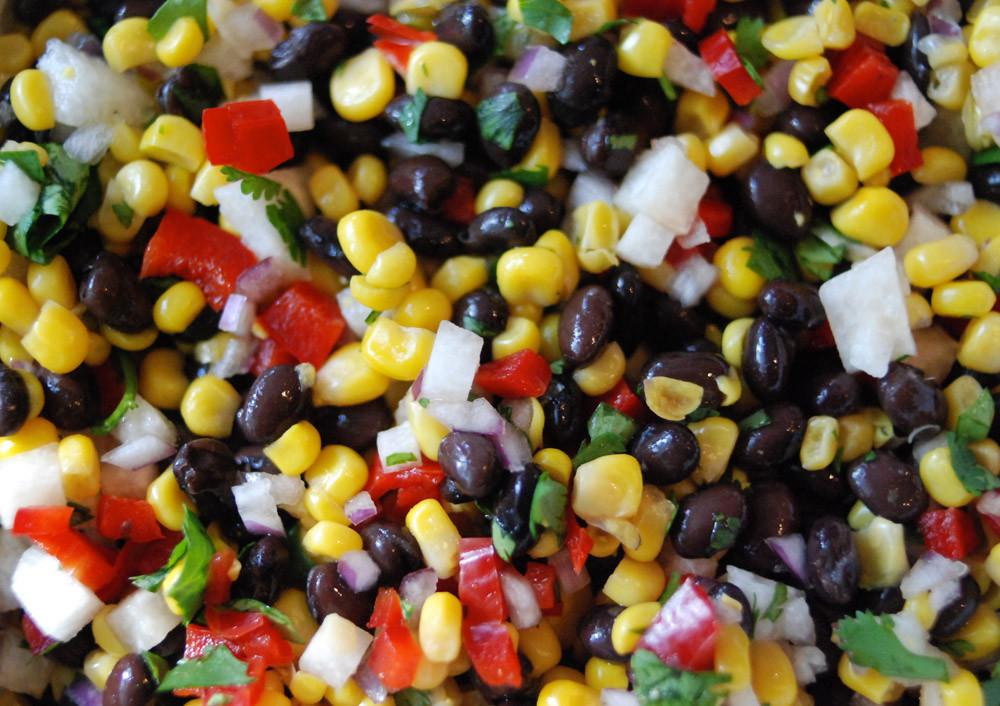 Corn And Black Bean Salad  Black Bean and Corn Salad