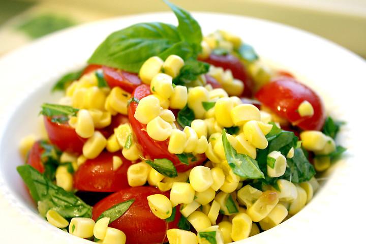 Corn And Tomato Salad  Tomato Corn Salad