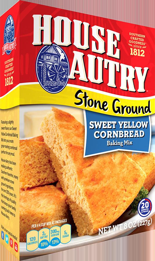Corn Bread Mix  pany s ing Creamy Cornbread House Autry