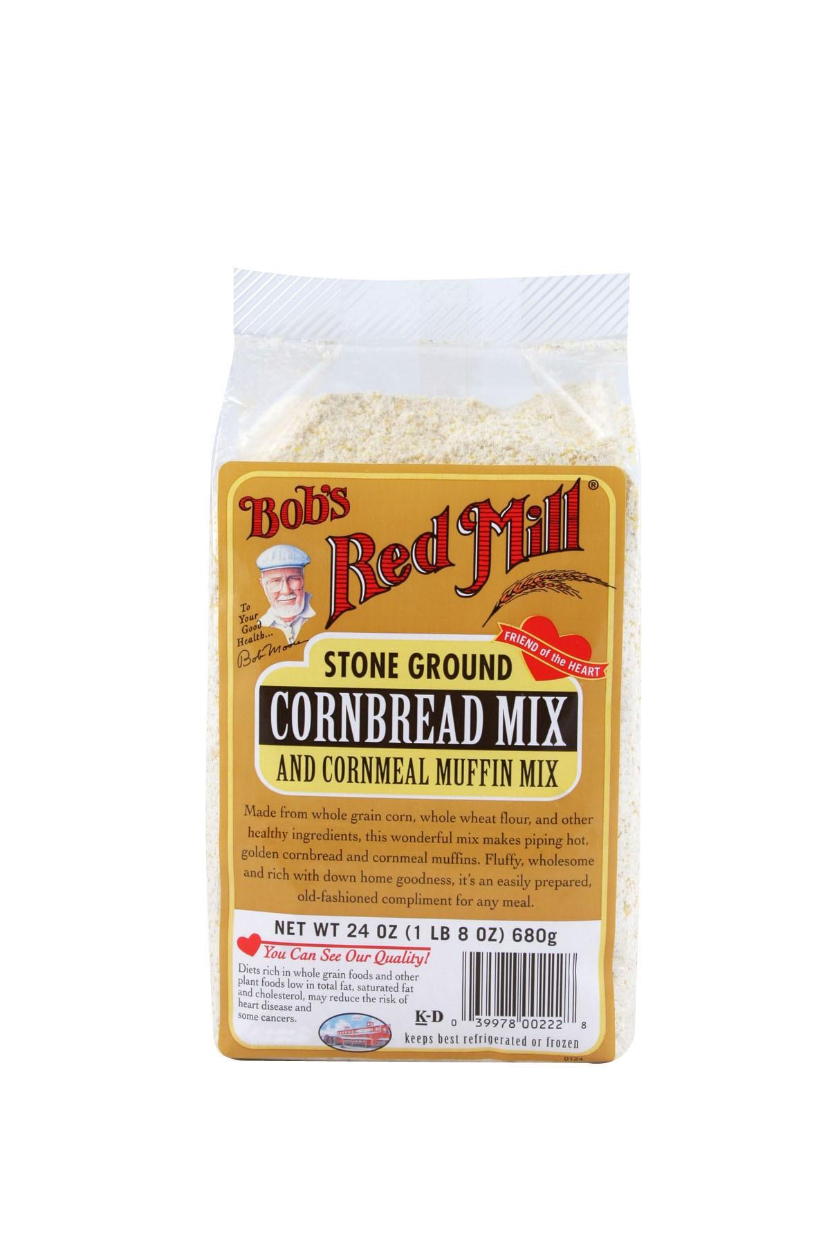 Corn Bread Mix  Cornbread Muffin Mix Bob s Red Mill Natural Foods