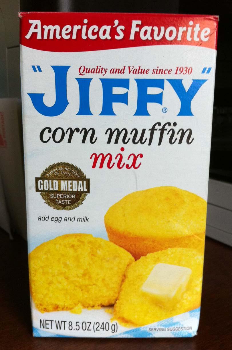 Corn Bread Mix  Cornbread Sweet or Salty Recipes NOLA Mommy