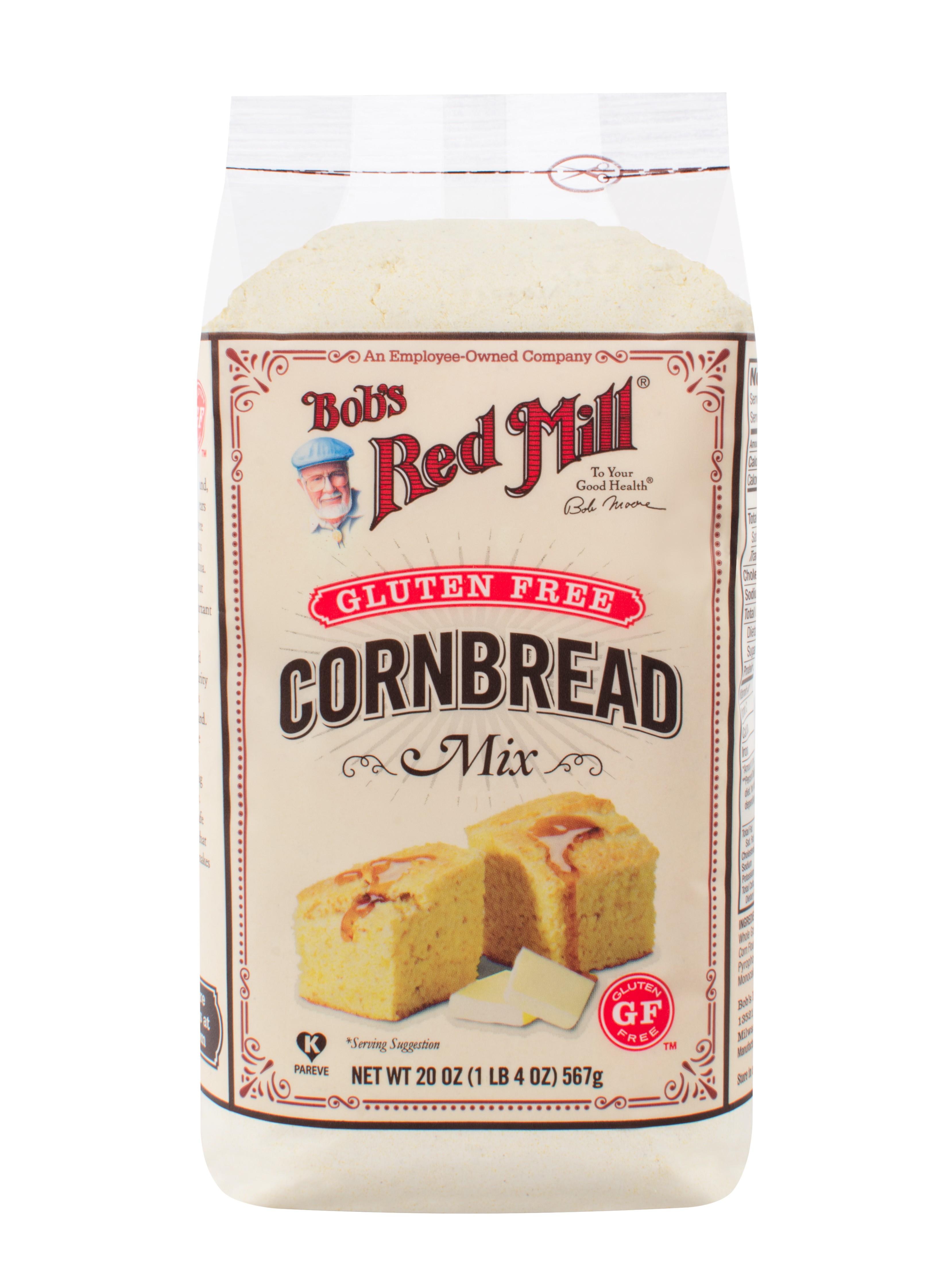 Corn Bread Mix  Gluten Free Cornbread Mix Bob s Red Mill Natural Foods