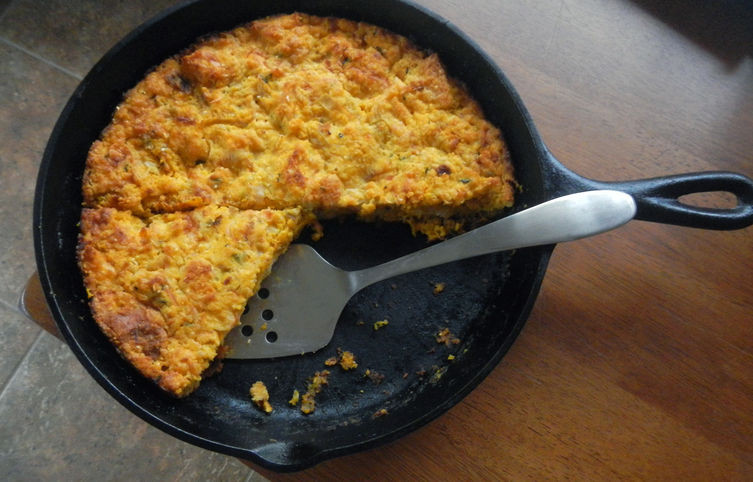 Corn Bread Pudding  Sweet Corn Bread Pudding Recipe — Dishmaps