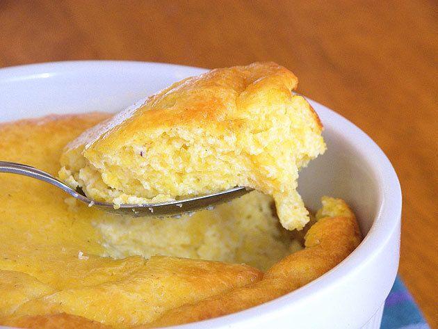 Corn Bread Pudding  Ivar s Seafood Restaurant copycat Cornbread Pudding