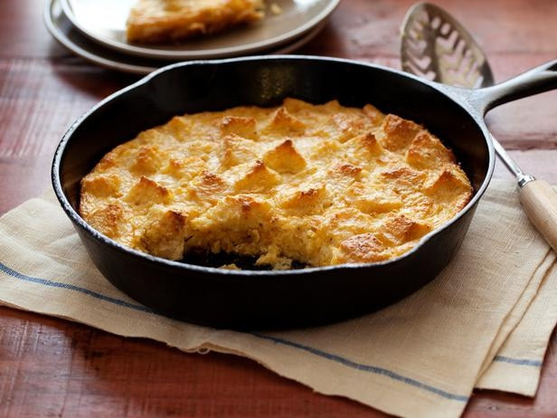 Corn Bread Pudding  8 Best Thanksgiving Side Dishes All Time List Page 4