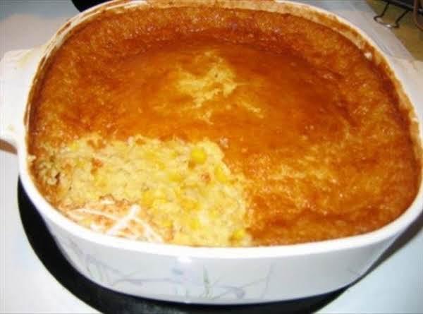 Corn Bread Pudding  Outrageous Corn Pudding Recipe