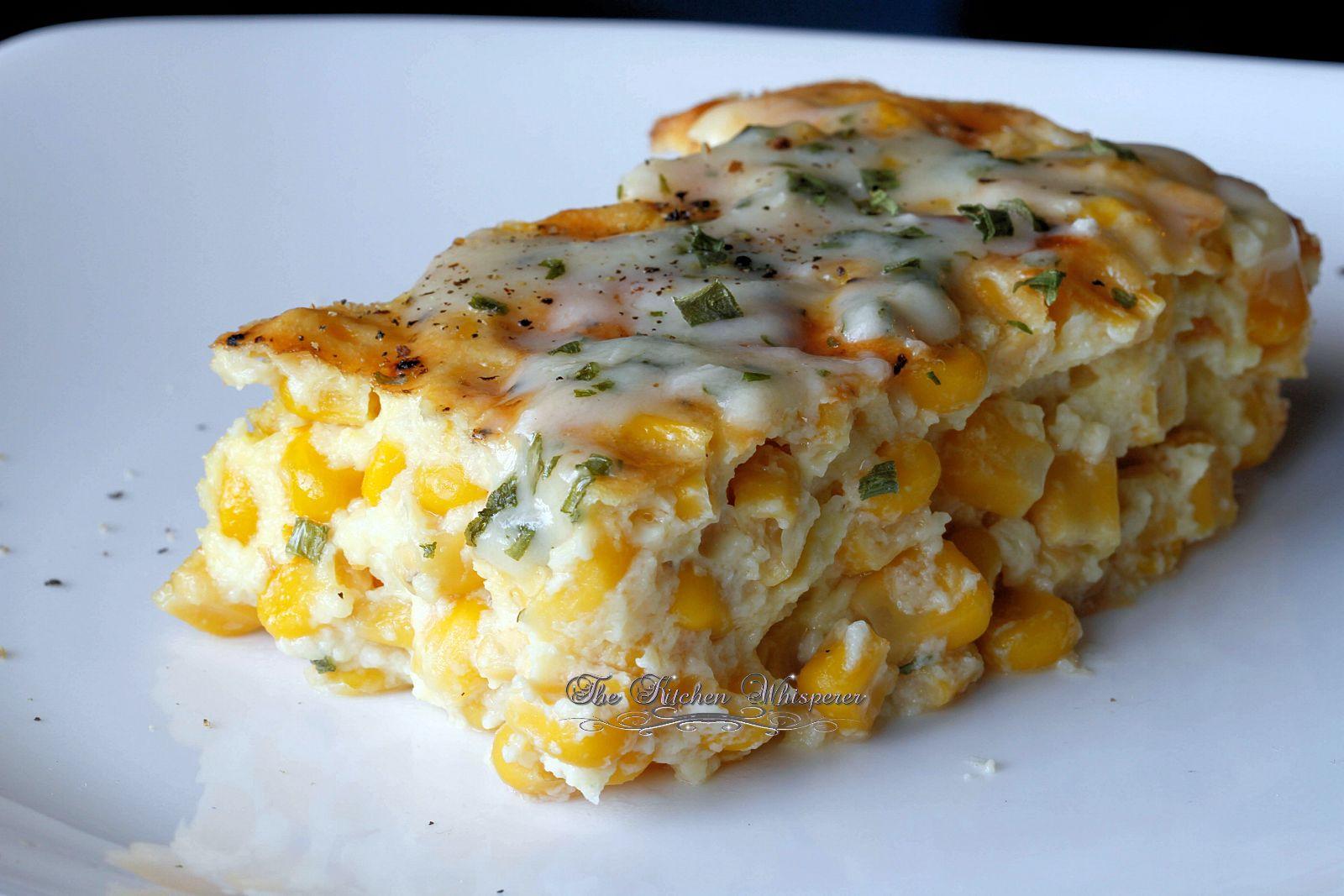 Corn Casserole Recipes  Baked Creamy Corn Casserole