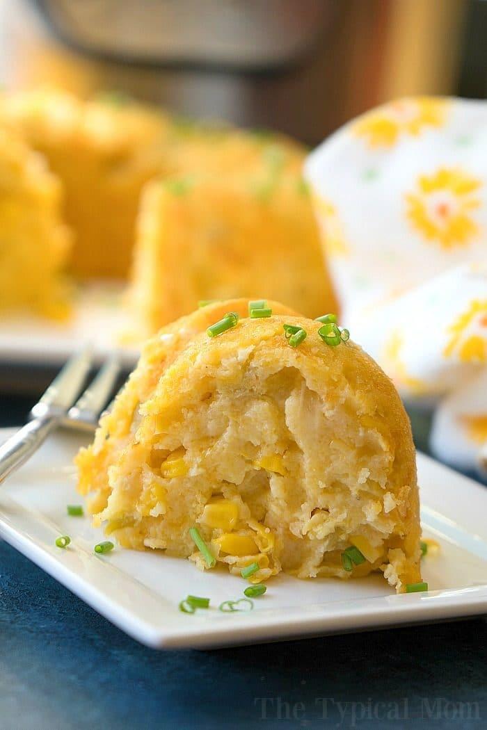 Corn Casserole Recipes  Instant Pot Corn Casserole Recipe · The Typical Mom